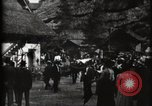 Image of Swiss Village Paris France, 1900, second 4 stock footage video 65675040591