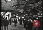 Image of Swiss Village Paris France, 1900, second 6 stock footage video 65675040591