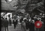 Image of Swiss Village Paris France, 1900, second 8 stock footage video 65675040591