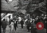 Image of Swiss Village Paris France, 1900, second 9 stock footage video 65675040591