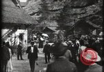 Image of Swiss Village Paris France, 1900, second 10 stock footage video 65675040591