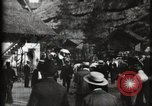 Image of Swiss Village Paris France, 1900, second 11 stock footage video 65675040591