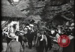 Image of Swiss Village Paris France, 1900, second 13 stock footage video 65675040591