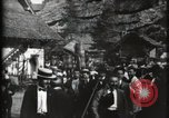 Image of Swiss Village Paris France, 1900, second 16 stock footage video 65675040591