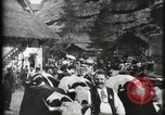 Image of Swiss Village Paris France, 1900, second 23 stock footage video 65675040591