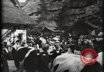 Image of Swiss Village Paris France, 1900, second 26 stock footage video 65675040591
