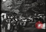 Image of Swiss Village Paris France, 1900, second 33 stock footage video 65675040591