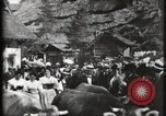 Image of Swiss Village Paris France, 1900, second 42 stock footage video 65675040591