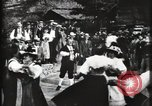 Image of Swiss Village Paris France, 1900, second 57 stock footage video 65675040591