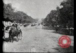 Image of Champs Elysees Paris France, 1900, second 7 stock footage video 65675040593