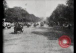 Image of Champs Elysees Paris France, 1900, second 15 stock footage video 65675040593