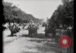 Image of Champs Elysees Paris France, 1900, second 21 stock footage video 65675040593