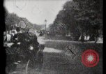 Image of Champs Elysees Paris France, 1900, second 23 stock footage video 65675040593
