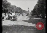 Image of Champs Elysees Paris France, 1900, second 24 stock footage video 65675040593