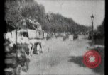 Image of Champs Elysees Paris France, 1900, second 26 stock footage video 65675040593