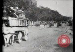 Image of Champs Elysees Paris France, 1900, second 27 stock footage video 65675040593
