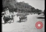 Image of Champs Elysees Paris France, 1900, second 37 stock footage video 65675040593