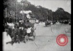 Image of Champs Elysees Paris France, 1900, second 47 stock footage video 65675040593