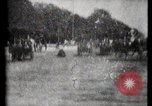 Image of Champs Elysees Paris France, 1900, second 52 stock footage video 65675040593