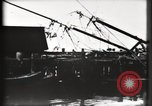 Image of water front Galveston Texas USA, 1900, second 8 stock footage video 65675040602