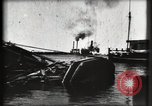 Image of water front Galveston Texas USA, 1900, second 28 stock footage video 65675040602