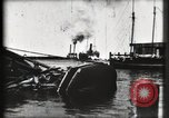 Image of water front Galveston Texas USA, 1900, second 29 stock footage video 65675040602