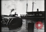Image of water front Galveston Texas USA, 1900, second 32 stock footage video 65675040602