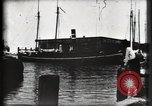 Image of water front Galveston Texas USA, 1900, second 37 stock footage video 65675040602
