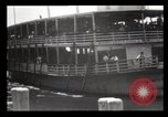 Image of Immigrants arriving at Ellis Island New York City USA, 1903, second 11 stock footage video 65675040610