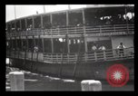 Image of Immigrants arriving at Ellis Island New York City USA, 1903, second 13 stock footage video 65675040610
