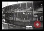 Image of Immigrants arriving at Ellis Island New York City USA, 1903, second 18 stock footage video 65675040610
