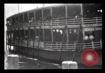 Image of Immigrants arriving at Ellis Island New York City USA, 1903, second 19 stock footage video 65675040610