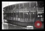 Image of Immigrants arriving at Ellis Island New York City USA, 1903, second 20 stock footage video 65675040610