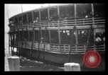 Image of Immigrants arriving at Ellis Island New York City USA, 1903, second 21 stock footage video 65675040610