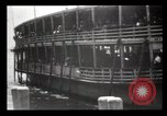 Image of Immigrants arriving at Ellis Island New York City USA, 1903, second 22 stock footage video 65675040610