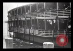 Image of Immigrants arriving at Ellis Island New York City USA, 1903, second 24 stock footage video 65675040610