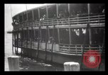 Image of Immigrants arriving at Ellis Island New York City USA, 1903, second 25 stock footage video 65675040610