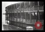 Image of Immigrants arriving at Ellis Island New York City USA, 1903, second 26 stock footage video 65675040610