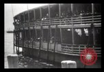 Image of Immigrants arriving at Ellis Island New York City USA, 1903, second 27 stock footage video 65675040610