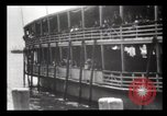 Image of Immigrants arriving at Ellis Island New York City USA, 1903, second 28 stock footage video 65675040610