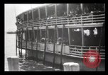 Image of Immigrants arriving at Ellis Island New York City USA, 1903, second 29 stock footage video 65675040610