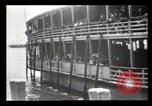 Image of Immigrants arriving at Ellis Island New York City USA, 1903, second 32 stock footage video 65675040610