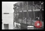 Image of Immigrants arriving at Ellis Island New York City USA, 1903, second 45 stock footage video 65675040610