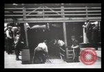 Image of Immigrants arriving at Ellis Island New York City USA, 1903, second 52 stock footage video 65675040610