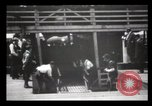 Image of Immigrants arriving at Ellis Island New York City USA, 1903, second 55 stock footage video 65675040610