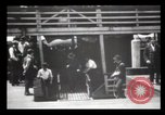 Image of Immigrants arriving at Ellis Island New York City USA, 1903, second 59 stock footage video 65675040610