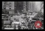 Image of Lower Broadway New York City USA, 1903, second 4 stock footage video 65675040615