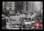 Image of Lower Broadway New York City USA, 1903, second 6 stock footage video 65675040615