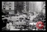 Image of Lower Broadway New York City USA, 1903, second 7 stock footage video 65675040615