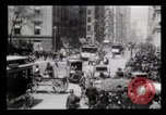 Image of Lower Broadway New York City USA, 1903, second 9 stock footage video 65675040615